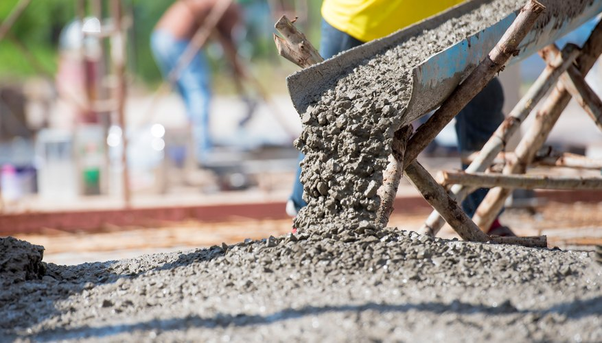 How to Calculate a Concrete Pad Load