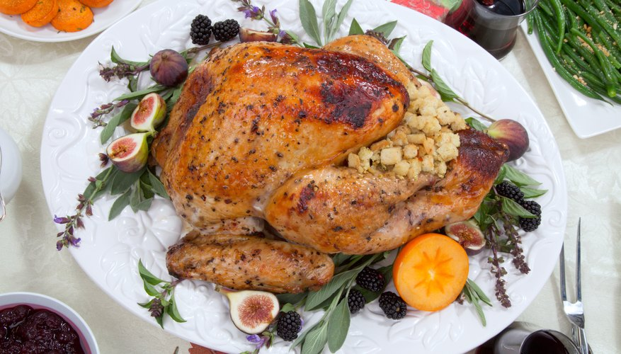 how to cook turkey by weight