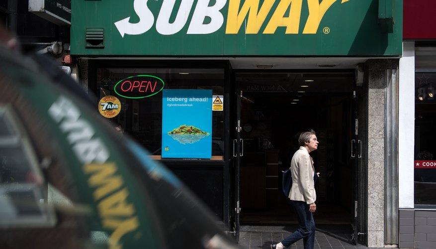 Local de Subway