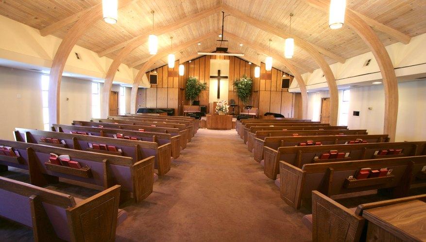 Small Church Sanctuary