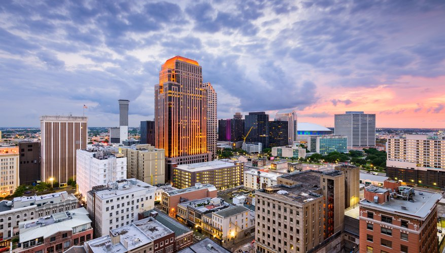 Best Time to View Sunrises in New Orleans