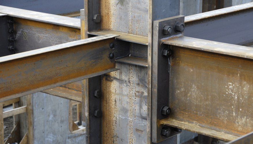 How to Calculate a Steel I-Beam's Weight