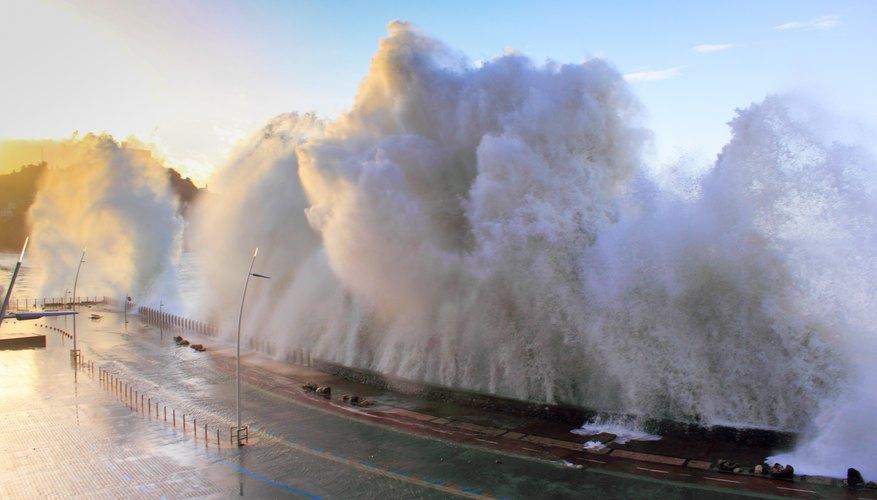 Tsunami Destruction What Damage Do ...