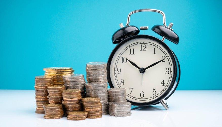 El valor del dinero en el tiempo