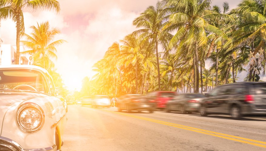 Where to Park in Miami Beach