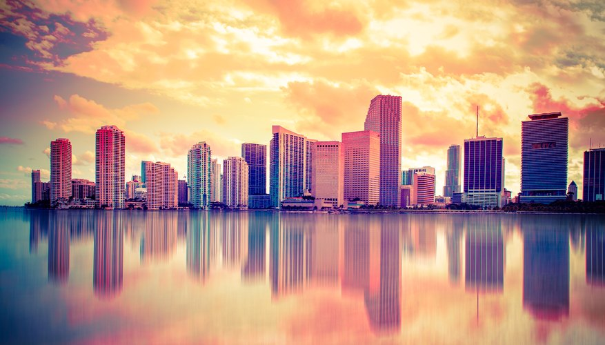 Best Time to View Sunsets in Miami