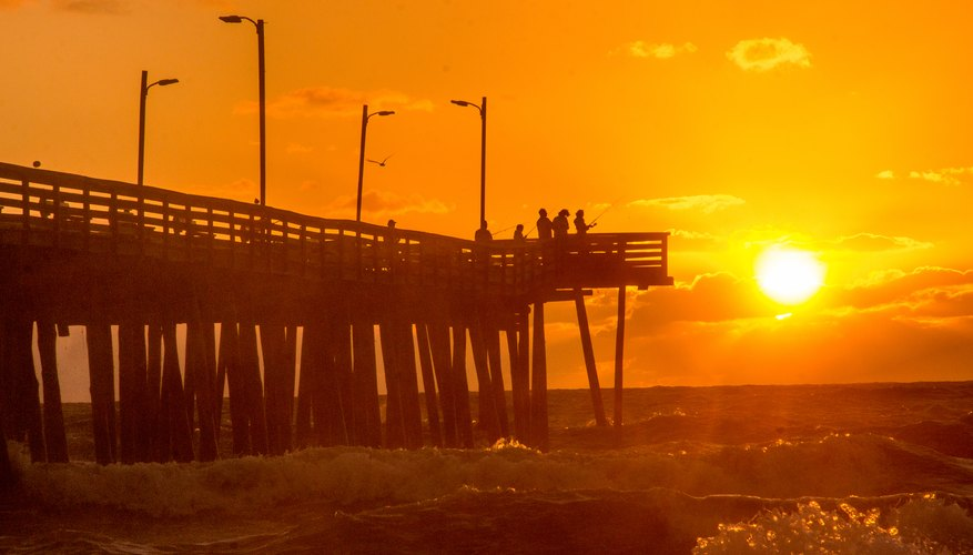 Best Time to View Sunrises in Virginia Beach