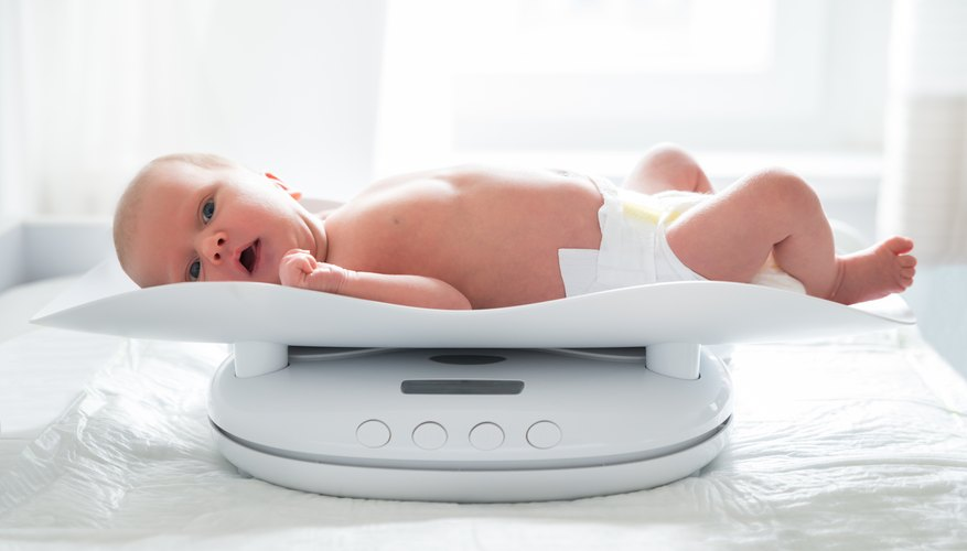 When Should A Baby Double Their Birth Weight Mom Life