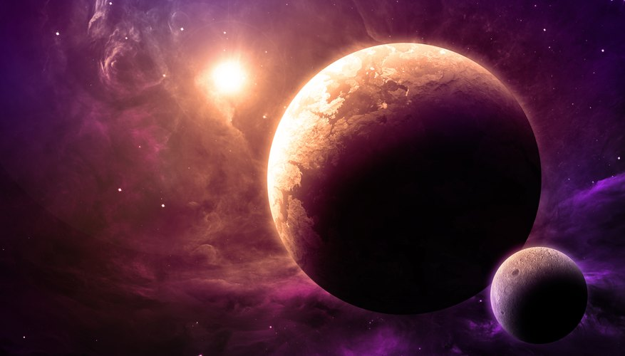 is mars or venus closer to the earth sciencing