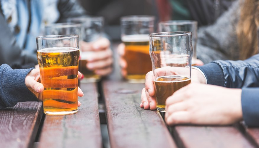 What Is the Drinking Age in England?