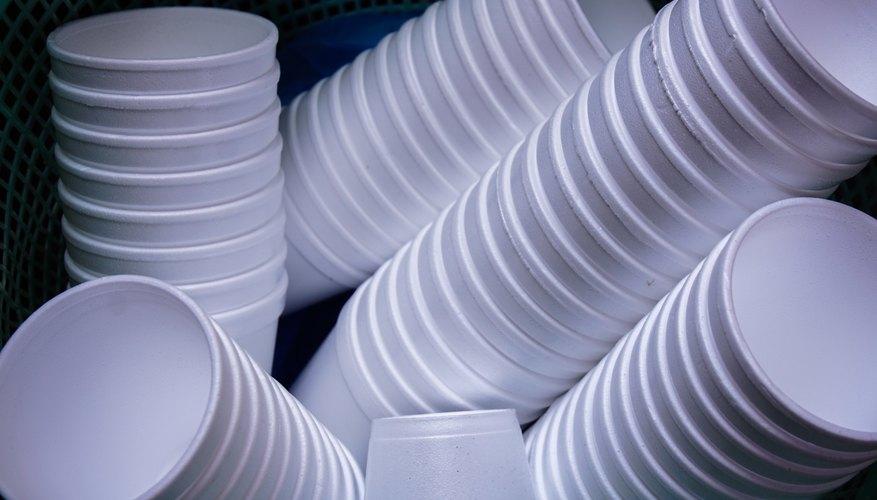 Pros & Cons of Styrofoam