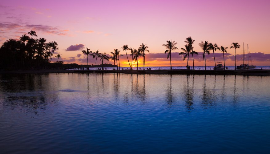 Tropical Island Beach Ambience Sound: The Characteristics Of A Humid, Tropical Climate