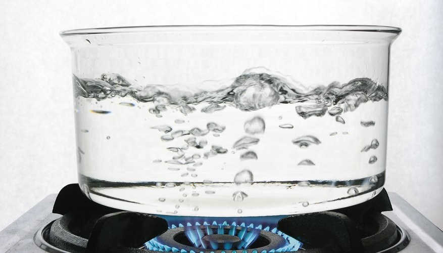 How to Calculate Melting & Boiling Points Using Molality