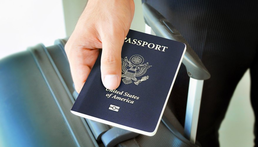 Who is the Issuing Authority for the U.S. Passport?