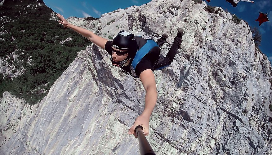 What Is BASE Jumping?