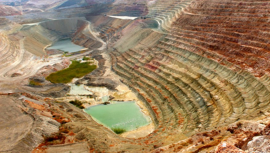 The Advantages of Open Pit Mining