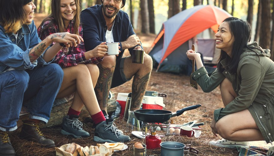 5 Non-Perishable Food for Camping