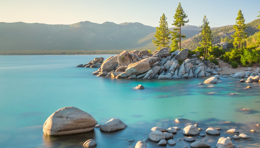 5 Ideas For A Lake Tahoe Family Vacation