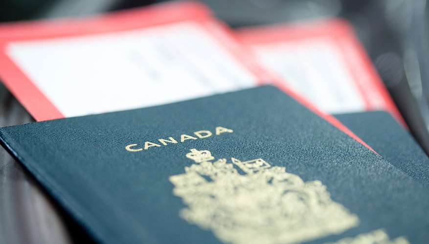 How to Renew a Canadian Passport for a Child