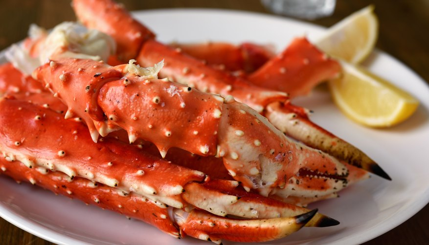 How To Cook Frozen Crab Legs Mom Life