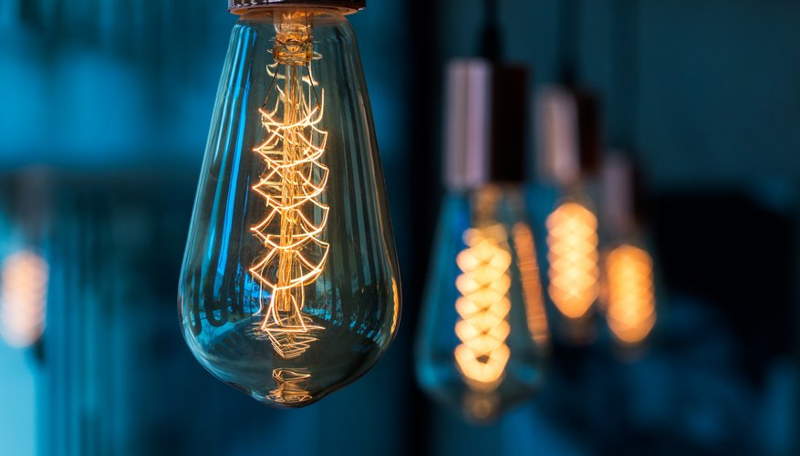 Parts of the light bulb sciencing the common incandescent light bulb consists of several parts some of which you can see and a few you cant thin glass forms the exterior of the bulb aloadofball Image collections