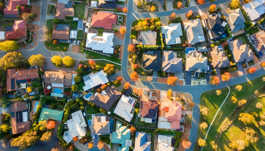 What Is the Difference Between Satellite Imagery & Aerial Photography