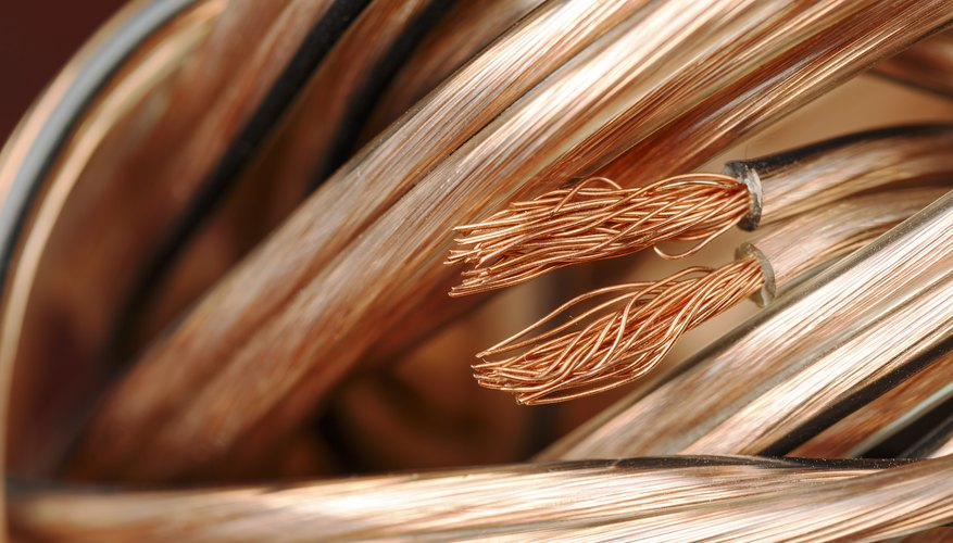 Copper Wire 1 2 Difference : The disadvantages of copper wire sciencing
