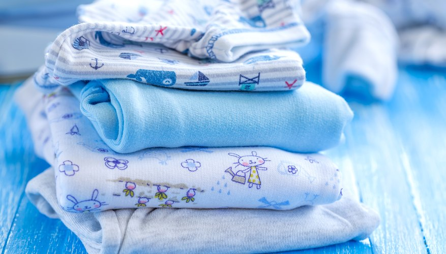 How To Wash Baby Clothes Mom Life