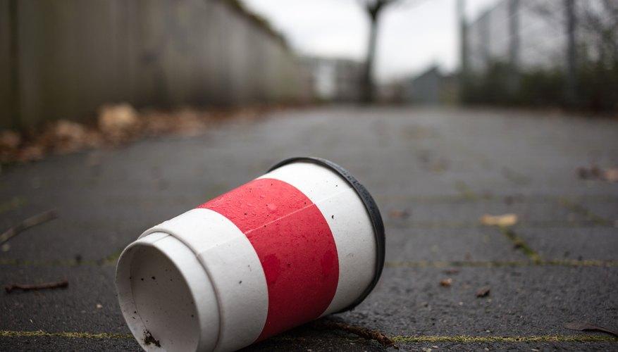 Walking Green: 10 Harmful Effects of Litter