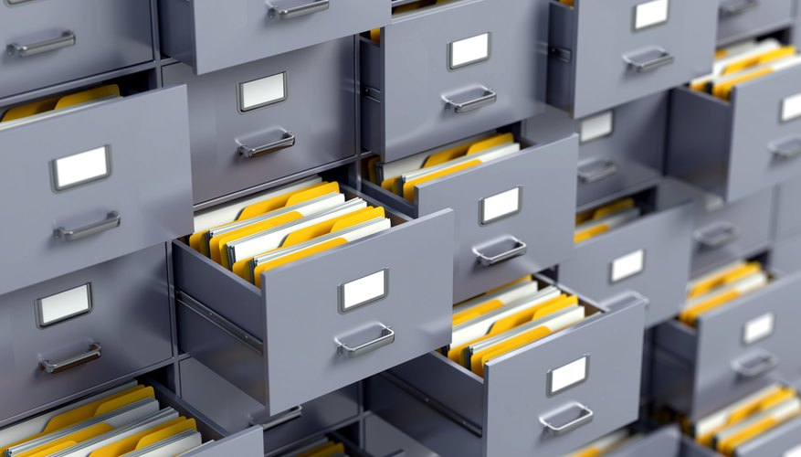 What Are the Various Filing Classification Systems?