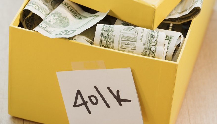 How to Withdraw Money From a 401k