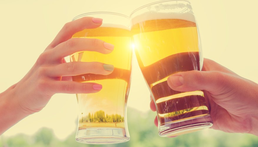 Bottoms Up: Drinking Beer Can Increase Creativity