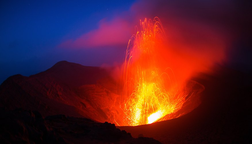 How Many Volcanoes are in the World?