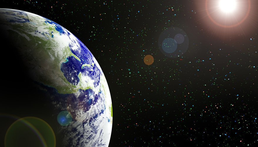 Why the Earth Rotates Around the Sun | Sciencing