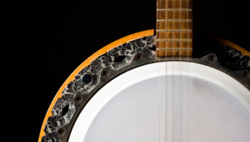 A properly installed bridge can greatly enhance the sound of your banjo.