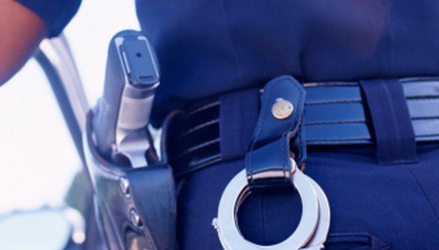 A New York court officer trainee receives a uniform allowance.