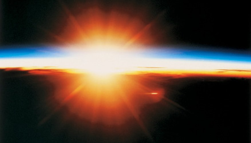 The sun is the main source of atmospheric heat.