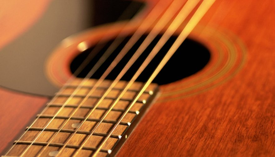 what are the letters for guitar strings? | our pastimes