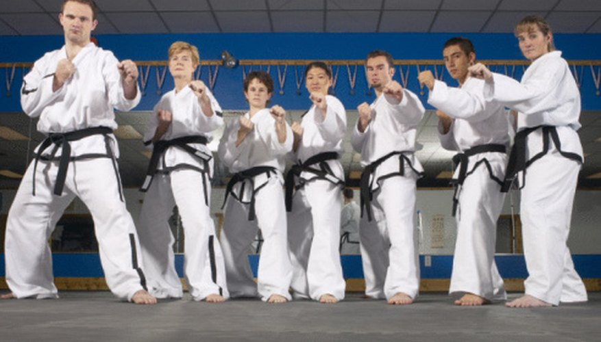 You can explore opportunities to open a karate business.