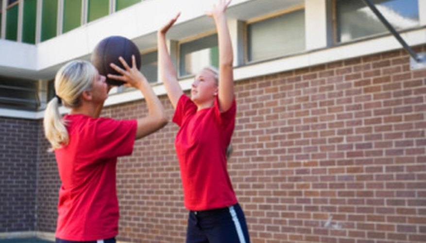 Children can learn healthy habits at recreation centers.