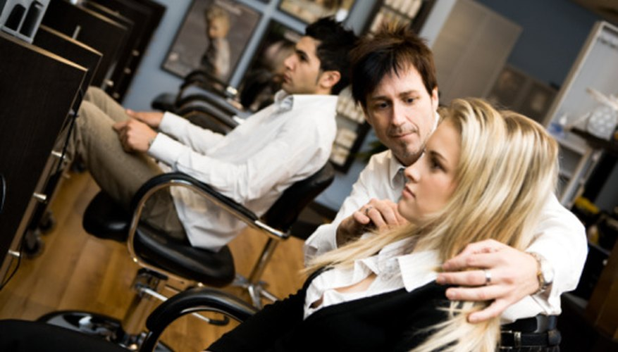 Salons can focus on one aspect, such as hair or nails, or provide multiple services.