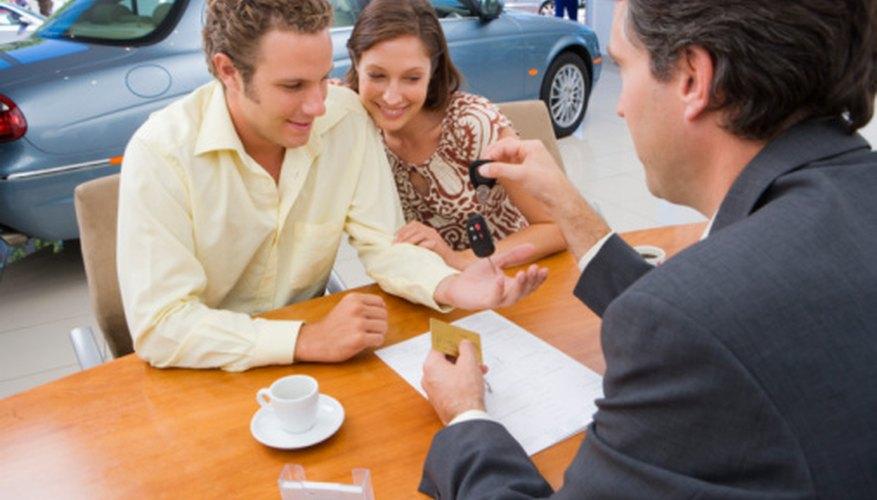 Before you sign the lease, make sure you know your car leasing rights under California law.
