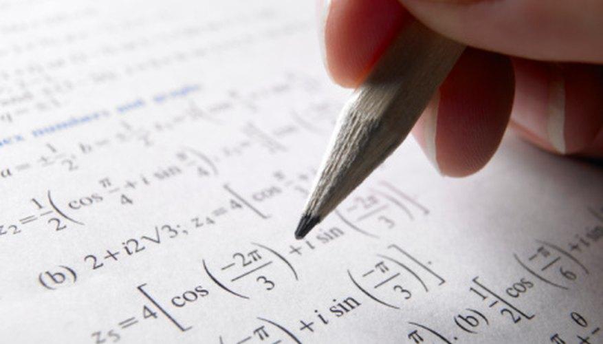 Si bien es más desafiante, es posible calcular funciones trigonométricas sin la ayuda de una calculadora.