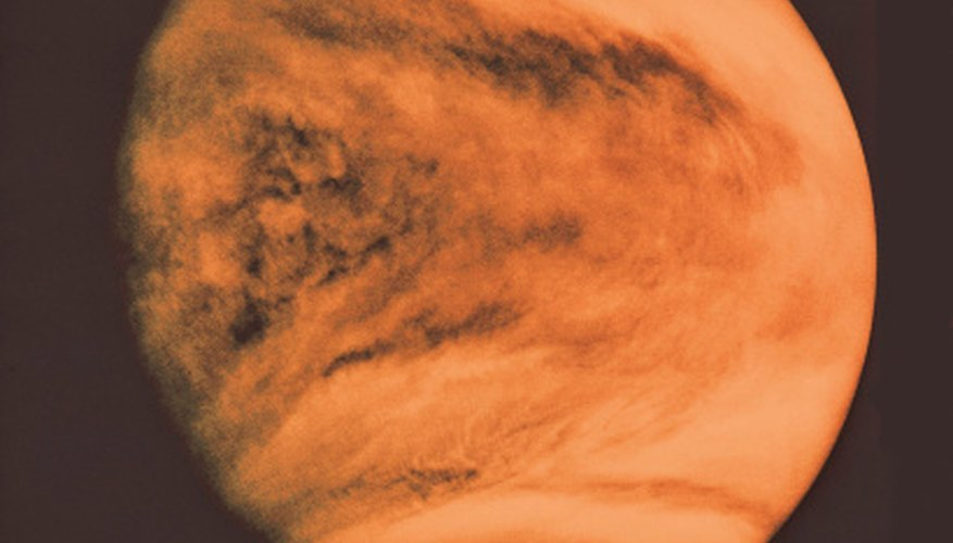 Venus is the hottest planet in the solar system.