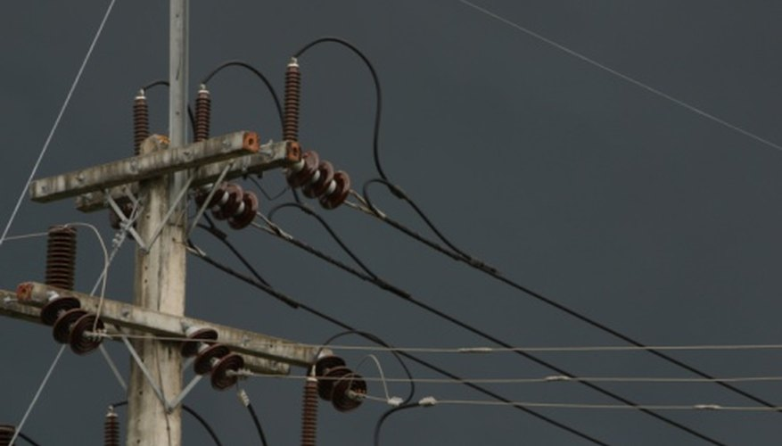 Power supplied by electric utilities is often converted to meet specific needs.