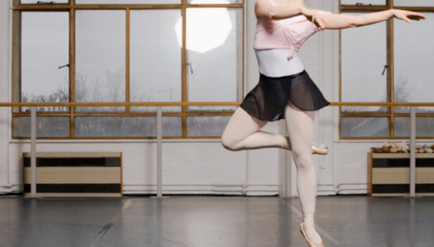 Modern ballet incorporates upbeat and rhythmic jazz music.