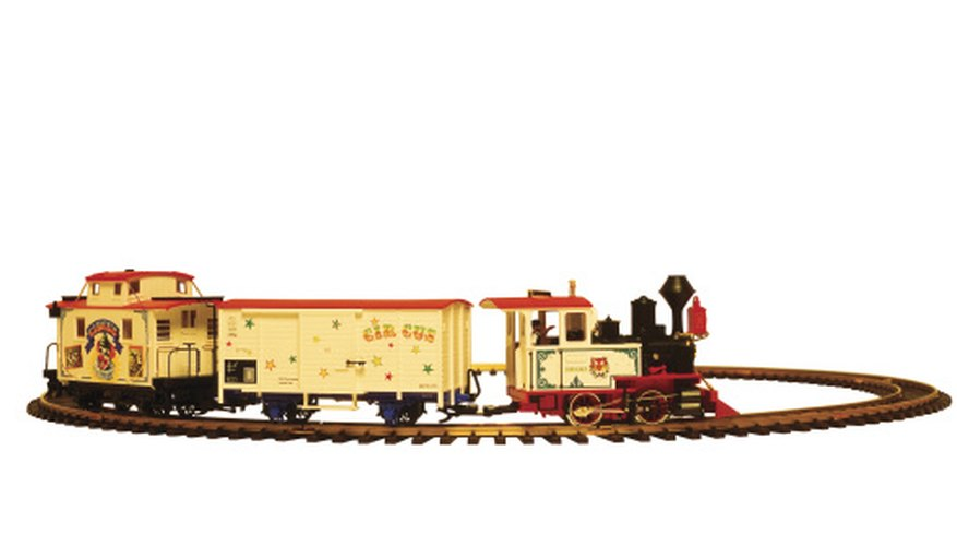 Replicas of Marx trains are now available.