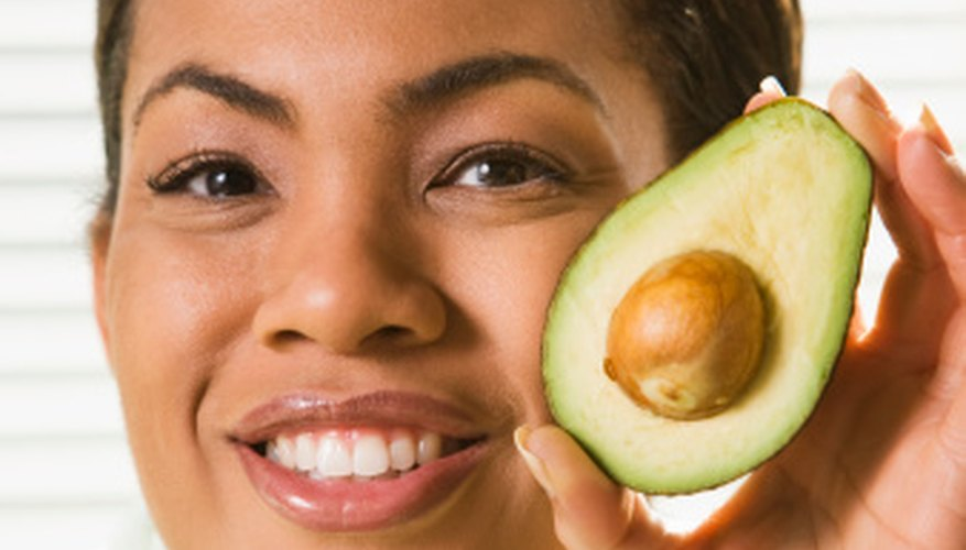 Avocados have been shown to reduce high blood cholesterol levels in humans.
