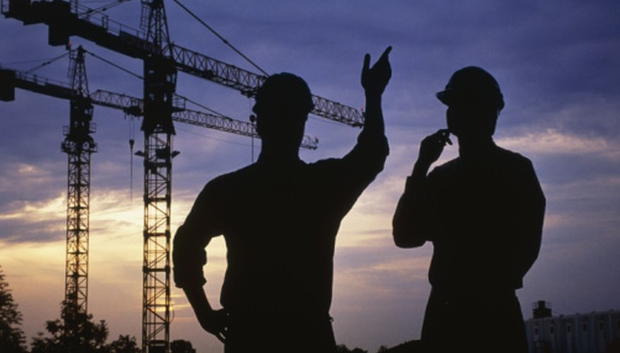 Certified construction managers enhance their professional status.