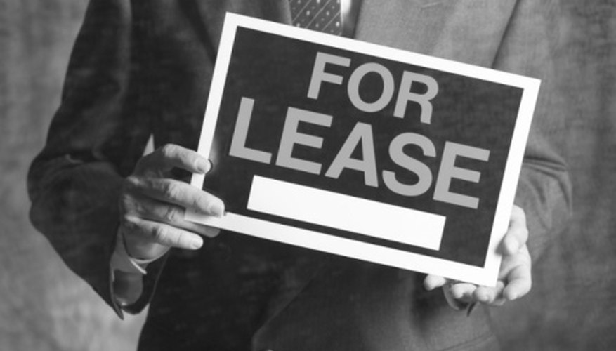 Leasing commercial space is a popular option for businesses that are just getting started.